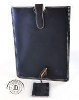 "DBramante 1928 Real Leather Black Slip Case 10"" Tablet Samsung Galaxy Tab Note"